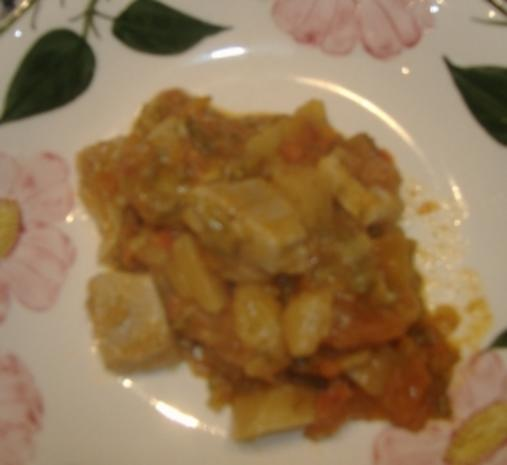 Marmitako (Thunfisch mit Kartoffeln und Paprika) - Rezept - Bild Nr. 2