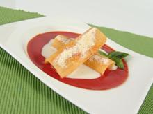 Cannelloni mit Spinatfüllung - Rezept