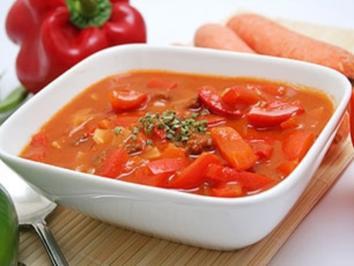 Serbisches Rindfleisch - Rezept