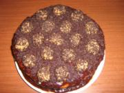 Bier - Honig- Kastanien Torte ( ohne Eier ) - Rezept