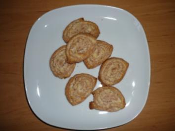 Plätzchen: Kokoskringel - Rezept