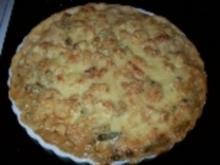 Tortellini-Schinken-Auflauf mit Pilzen - Rezept