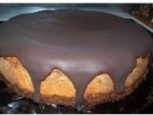 Choco-Cheese-Cake - Rezept
