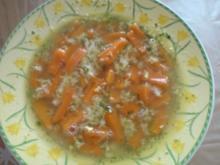 Leichtes Gemüsesüppchen - Rezept