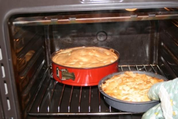 Apfelkuchen - Rezept