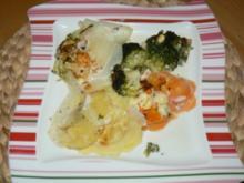 Jaqueline´s Gemüseauflauf der besonderen Art - Rezept