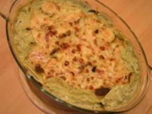 Kartoffel-Bärlauch-Gratin - Rezept