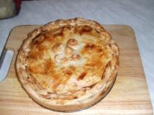 Mamas Kartoffelkuchen - Rezept
