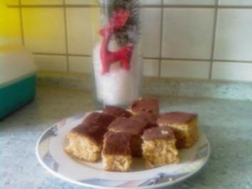 Rezept: Lebkuchen ( Schüttellebkuchen )