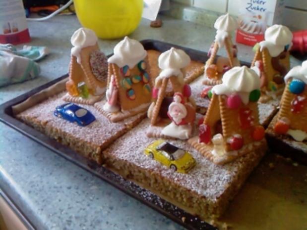 Lebkuchen ( Schüttellebkuchen ) - Rezept