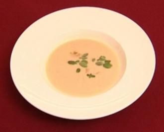 Sellerie-Prosecco-Suppe (Anja Lukaseder) - Rezept
