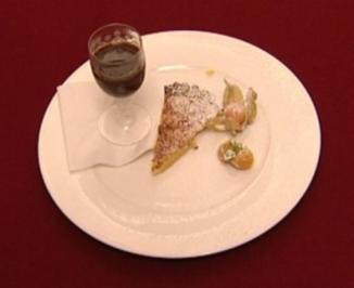 Zitronentarte und geeister Espresso (Anja Lukaseder) - Rezept