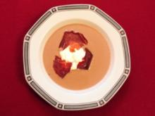 Maronensuppe mit Hirschschinken (Michael Zittel) - Rezept