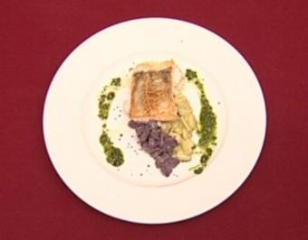 3 x S – Sandre sur Sauerkraut – Choucroute (Moritz Lindbergh) - Rezept