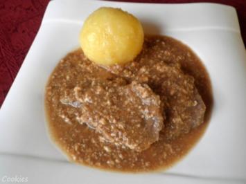 Rezept: Sächsischer Sauerbraten ...