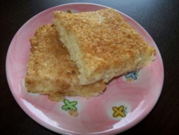 Kokoskuchen (Blechkuchen) - Rezept