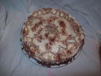 Feine Kaffee Torte - Rezept