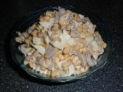 SALAT - Mais Champignon Salat - Rezept