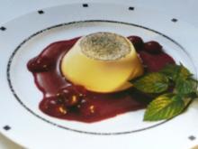 Panna cotta mit Biggis Geling-Garantie - Rezept