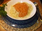 Spaghetti Bolognese à la Anabel mal etwas anders - Rezept