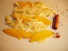 Fenchel-Orangen-Salat - Rezept