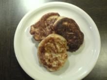 Kartoffel-Speck-Blinis - Rezept