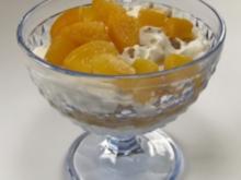 Mascarpone-Creme mit Aprikosen - Rezept