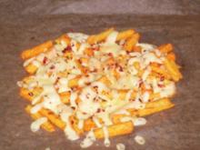 Tortillachips überbacken - Rezept