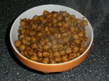 KICHERERBSEN -  indisch - Rezept