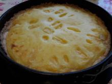 Apfel - Pudding - Kuchen - Rezept - Bild Nr. 2