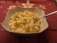 Kartoffelsalat mit Majoran - Rezept