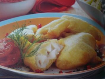 Rezept: Back Fisch
