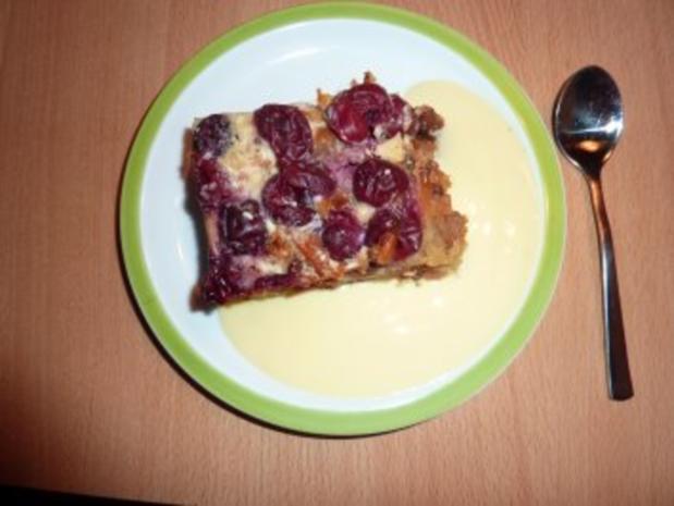 Dessert: Kirschenmichel - Rezept - Bild Nr. 8