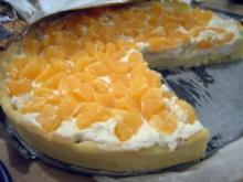 Kuchen: Fruchtige Mascarpone-Topfen Tarte - Rezept