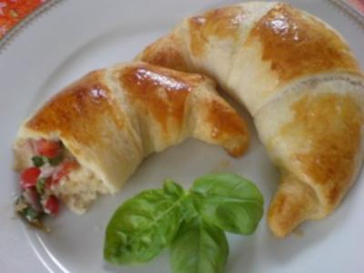 Pikante Croissants - Rezept - Bild Nr. 2