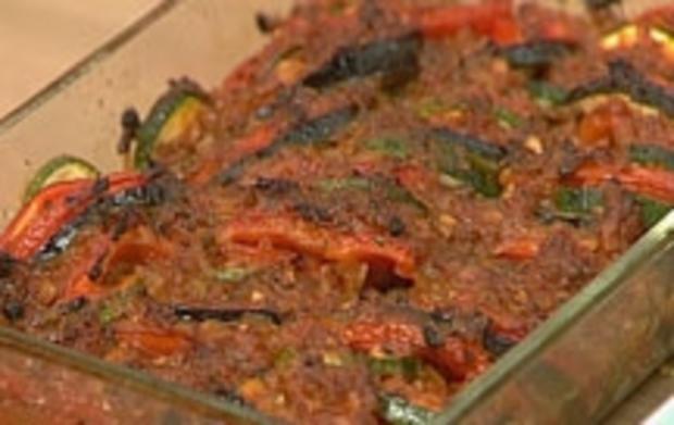 Ratatouille aus dem Ofen - Rezept