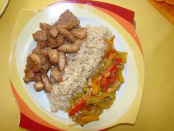 Rezept: Pangasiusfilet auf asiatische Art