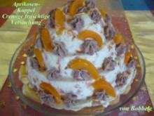 Dessert: Aprikosen-Kuppel - Cremig-fruchtige Versuchung - Rezept