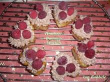 Muffins: Himbeer-Banane-Muffins - Rezept