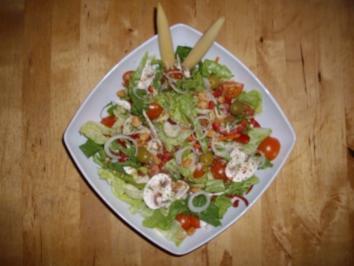 Leichter Sommersalat - Rezept