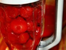 Erdbeerlimes - Rezept