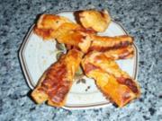 Paprika-Käsestangen - Rezept