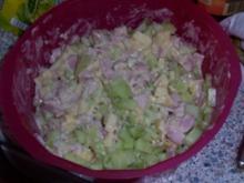 Gaby´s frischer Nudelsalat - Rezept
