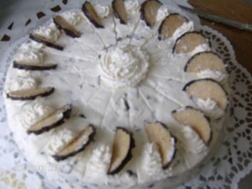 Schokokuß-Torte - Rezept