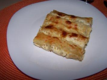 Gemüse-Cannelloni - Rezept