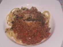 Sauce Bolognese für Pasta - Rezept