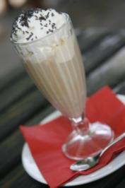 Eisschokolade - Rezept