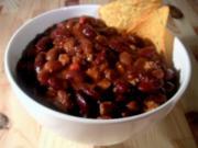 Chilie Con Carne de Grande - Rezept