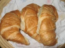 Croissants - Rezept