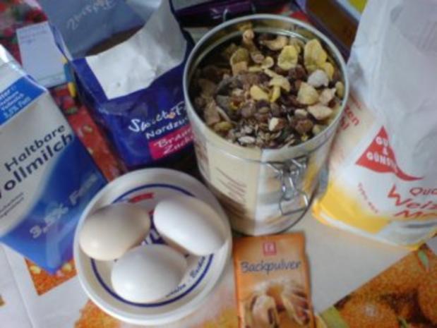 Müsli - Kuchen - Rezept - Bild Nr. 3